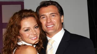 Silvia Navarro y Juan Soler