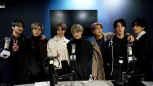 K-Pop Group BTS Talks About How Their Fans Keep Them Going