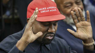 Kanye West Concedes Presidential Race and Plans To Run Again In 2024