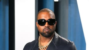 "Kanye West Visits Hospital Because He Felt ""Anxious"""
