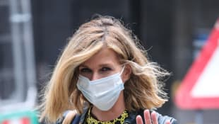 Kate Garraway Gives'GMB' On-Air Update And Speaks Directly To Hospitalized Husband Derek.