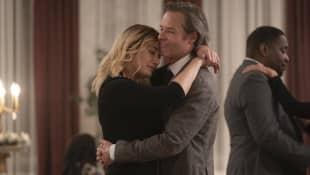 Kate Winslet y Guy Pearce