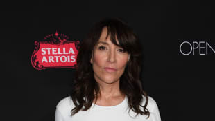 "Actress Katey Sagal arrives for the Los Angeles premiere of ""Bleed for This"" on November 2, 2016."