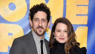 Katie Lowes And Adam Shapiro Welcome Second Child Together
