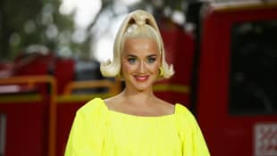 Katy Perry Looks Forward To Raising Her Baby Girl