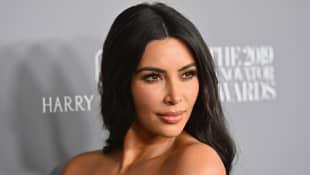 "Kim Kardashian ""Stressed Out"" About Kanye West Relationship"