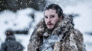 Kit Harington en una escena de la serie 'Game of Thrones'