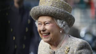 Queen Elizabeth II is 95 years old