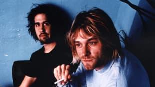 Kurt Cobain, Dave Grohl y Krist Novoselic