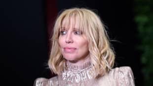 Kurt Cobain's Widow Courtney Love Says She Is Ashamed Of Fling With Steve Coogan