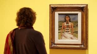 'La columna rota' de Frida Kahlo