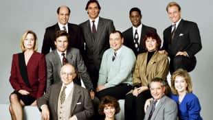 El elenco de L.A. Law