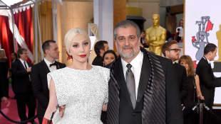 Lady Gaga and Joe Germanotta