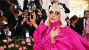Lady Gaga at the 2019 Met Gala Celebration