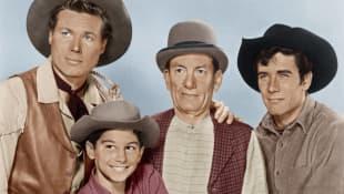 John Smith, Robert Crawford Jr., Hoagy Carmichael and Robert Fuller