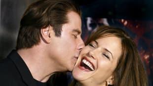 Las fotos más adorables de John Travolta y Kelly Preston