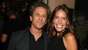Brian Grazer and Laura Wasser