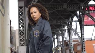 Tamara Tunie in 'Law & Order: SVU'