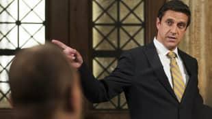 Raúl Esparza in 'Law & Order: SVU'