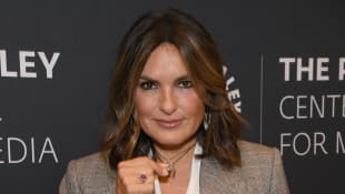 'Law & Order: SVU' Turned Mariska Hargitay Into An Advocate For Rape Survivors