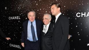 Leonardo DiCaprio confirms him and Robert De Niro will star in Martin Scorsese's next movie