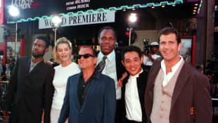 'Lethal Weapon' Cast