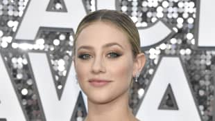 Lili Reinhart adopted a new puppy and reveals that she had a dream about the late Luke Perry