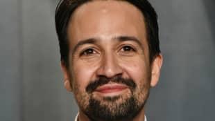 Lin-Manuel Miranda Debuts 'Hamilton' Film Trailer, Says Kids Sing 'In the Heights' Around House