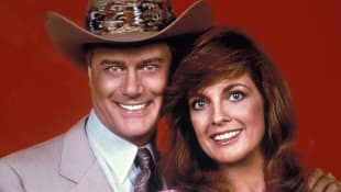 "Linda Gray: 'Dallas' Star ""Sue Ellen Ewing"" Today."