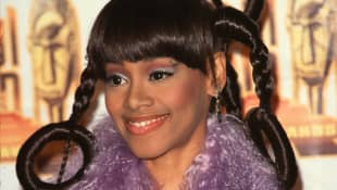 """Lisa """"Left Eye"""" Lopes at the 14th Annual Soul Train Music Awards."""