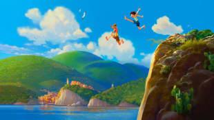 Escena de la película 'Luca', de Disney y Pixar