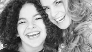 Lucero e hija Lucero Mijares