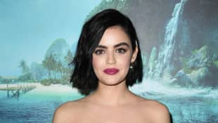 Lucy Hale And Skeet Ulrich Are Dating