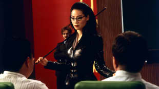 Lucy Liu in 'Charlie's Angels'