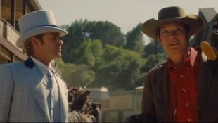 Luke Perry and Timothy Olyphant