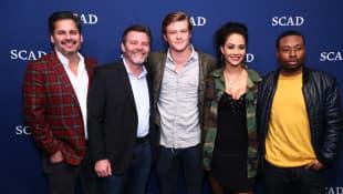 'MacGyver' cast and crew