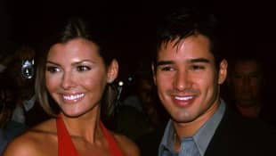 Mario Lopez and Ali Landry Short marriage