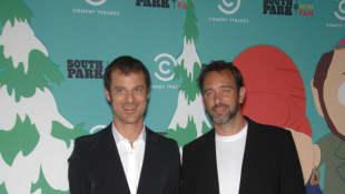 Matt Stone and Trey Parker