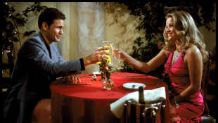 Matthew Davis and Reese Witherspoon in 'Legally Blonde'
