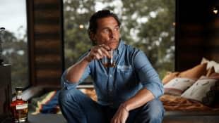 Matthew McConaughey reveals he was almost bitten by a venomous snake in Australia!