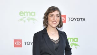 Mayim Bialik no christmas
