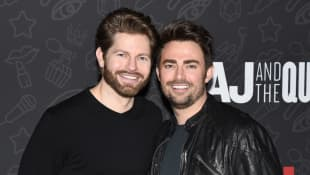 'Mean Girls' Star Jonathan Bennett and Boyfriend Jaymes Vaughan Are Engaged!