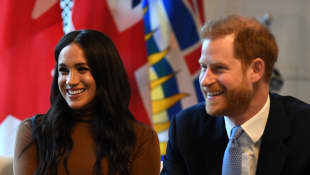 Meghan Markle and Prince Harry Seen Supporting Canadian Mental Health Campaign On Instagram