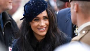"""Meghan Markle Responds To """"Attack On Her Character"""" By Former Royal Aide"""