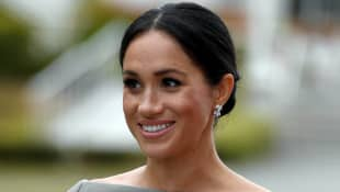Meghan Markle Has Been Named Most Stylish Royal By Fashion Brand
