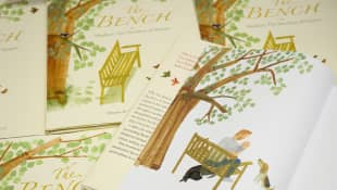 Meghan Markle's children's book 'The Bench'