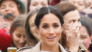 Duchess meghan Queen Jewelry