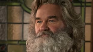 Kurt Russell en una escena de la película 'The Christmas Chronicles: Part Two'