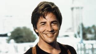 Don Johnson in 'Miami Vice'