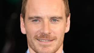"Michael Fassbender attends the UK Premiere of ""X-Men: Days of Future Past"" at Odeon Leicester Square on May 12, 2014 in London, England"